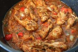kylling salan
